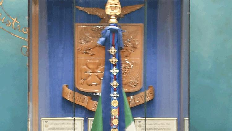 Ministro della Difesa Trenta visita I vertici dell'Aeronautica.