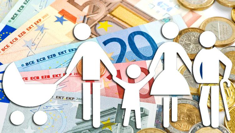 NoiPA, assegni familiari e Fesi 2017 per il personale del Comparto Difesa.