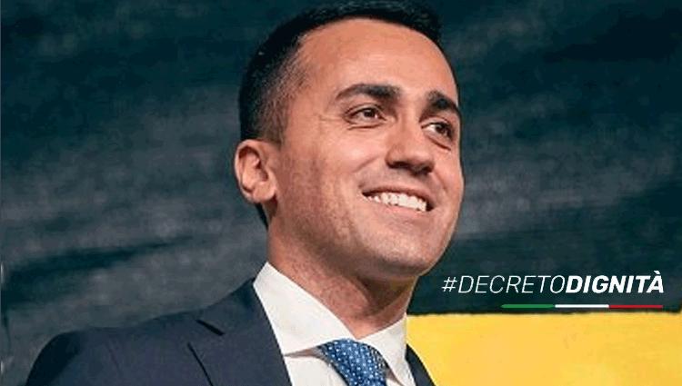 Il Decreto Dignità è pubblicato in Gazzetta Ufficiale