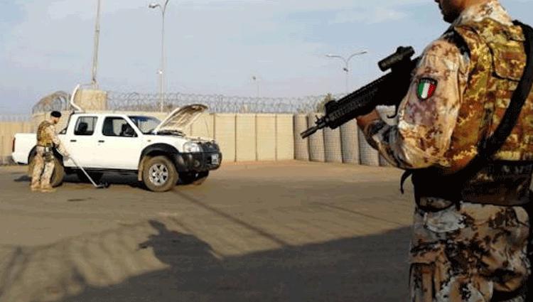 Aeronautica Militare, termina la missione dei fucilieri a Gibuti