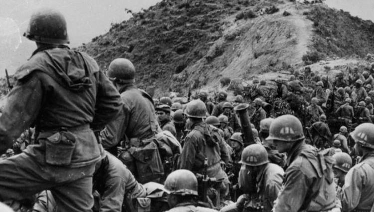 Guerra di Corea anni 50