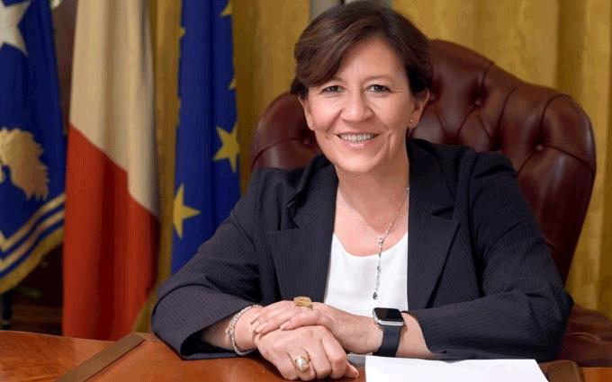 Ministro della Difesa Italiana, Elisabetta Trenta