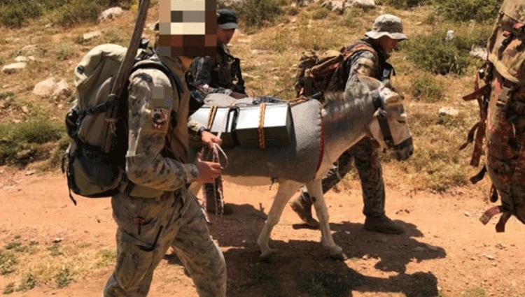 Forze Speciali italiane addestrano i ranger libanesi