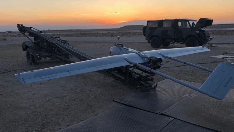 Shadow 200, il piccolo drone invisibile dell'Esercito
