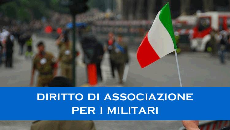 Sindacati dei Militari:  Depositato decreto legge da Deputata M5S