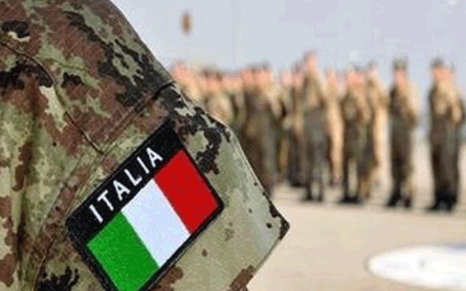 Soldati Italiani militari