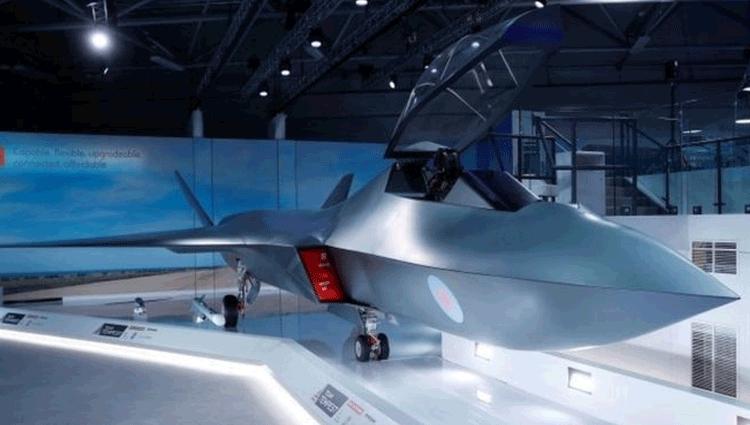 Tempest, il nuovo Jet inglese a partecipazione Leonardo