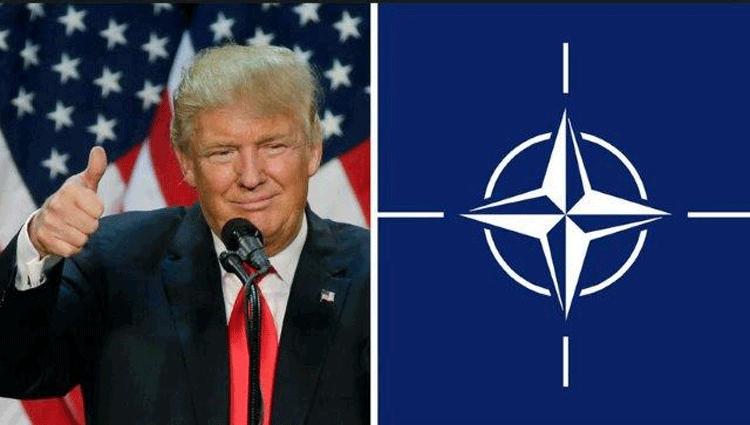 Nato: Il Presidente Trump vuole più investimenti dai paesi membri