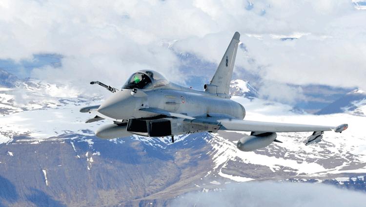 Eurofighter, il velivolo militare che protegge i nostri cieli