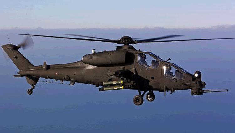 Esercito Italiano, video intervista al pilota donna di elicotteri Mangusta