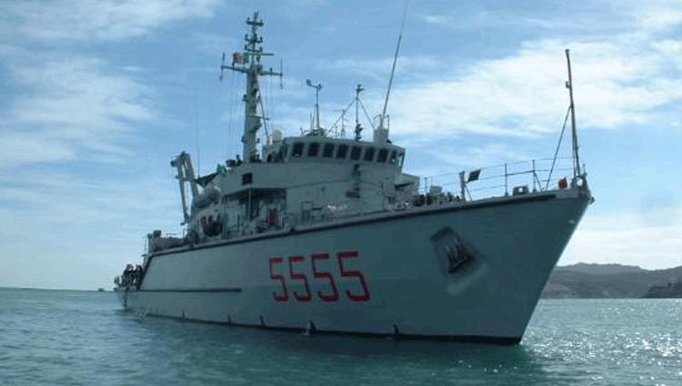 Caiiamine Termoli della Marina Militare Italiana