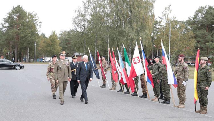 Visita Presidente della Repubblica in Lettonia