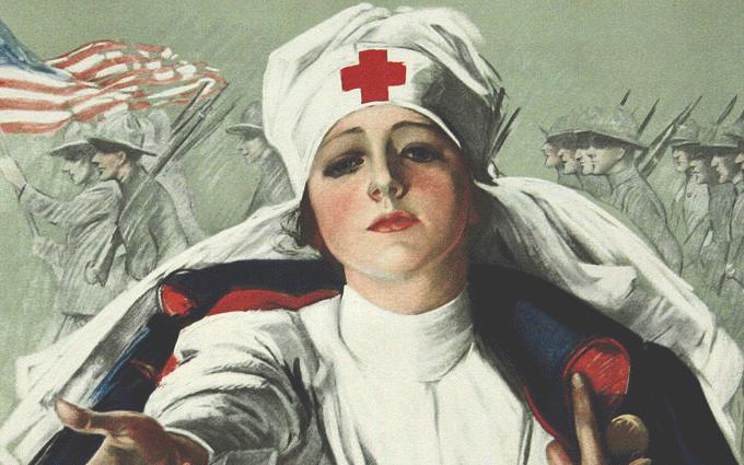 La sanità nella grande guerra