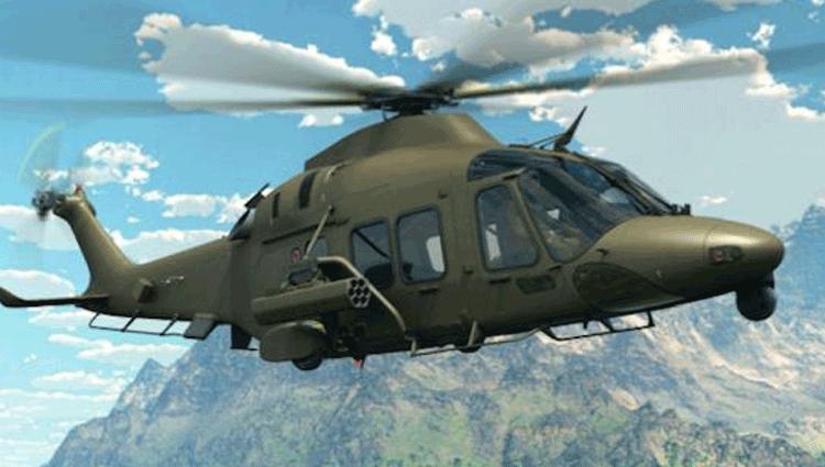 AVES in cerca di un nuovo Elicottero