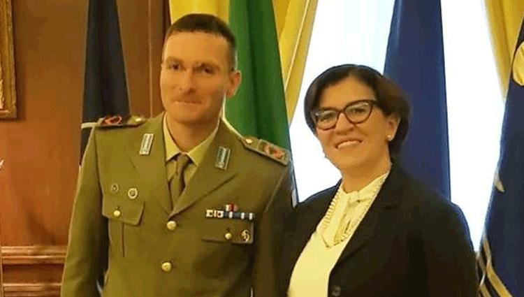 Francesco Raiola reintegrato nell'esercito dopo errore giudiziario.