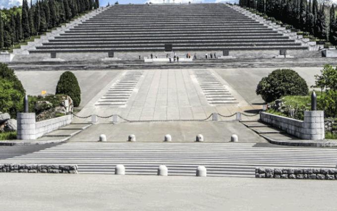 Sacrario Militare Re di Puglia - Trieste