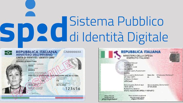 SPID, CIE e Smartcard: i sistemi di identità digitale