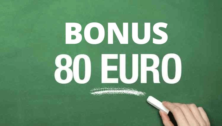 Bonus 80 euro e Tredicesima dicembre 2018