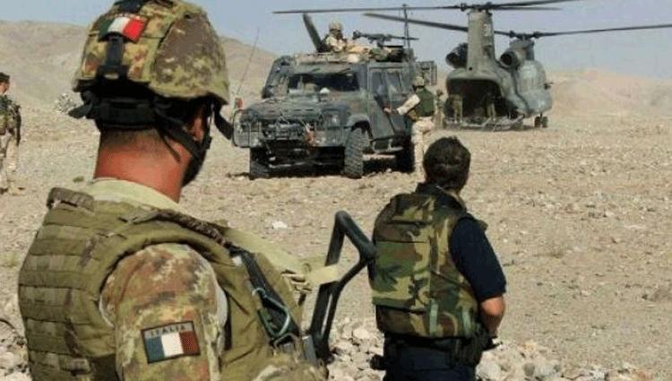 Afghanistan, si pianifica il rientro del contingente italiano.