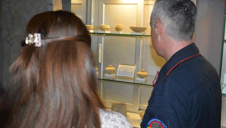 Iraq, Carabinieri concludono corso per Beni culturali