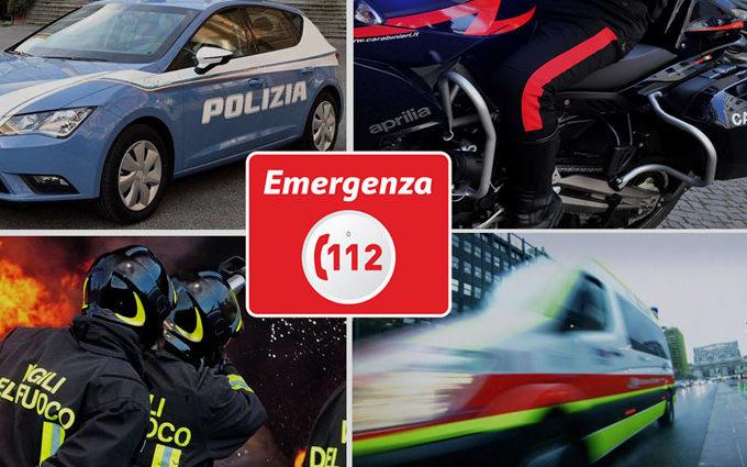 112, il Numero unico di Emergenza Europea