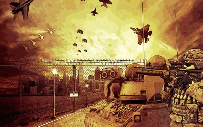 Esercito, aeronautica, spese militari