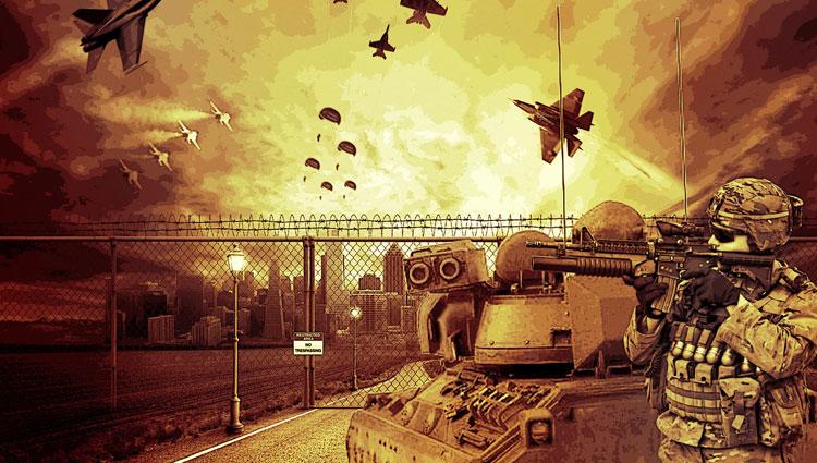 Riduzione spesa militare a un punto percentuale