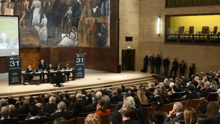 Eurispes, Trenutnesimo rapporto e fiducia nelle Istituzioni
