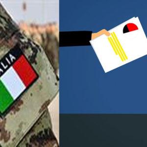 Militari in riserva impiego in altri enti statali
