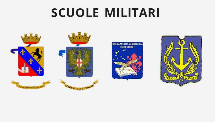 Concorso per Esami nelle scuole delle Forze Armate