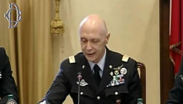 Vecciarelli in commissione difesa
