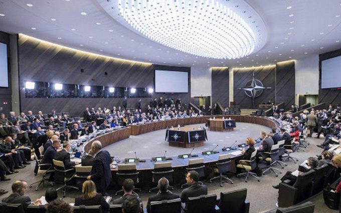 Vertice Nato Bruxselles