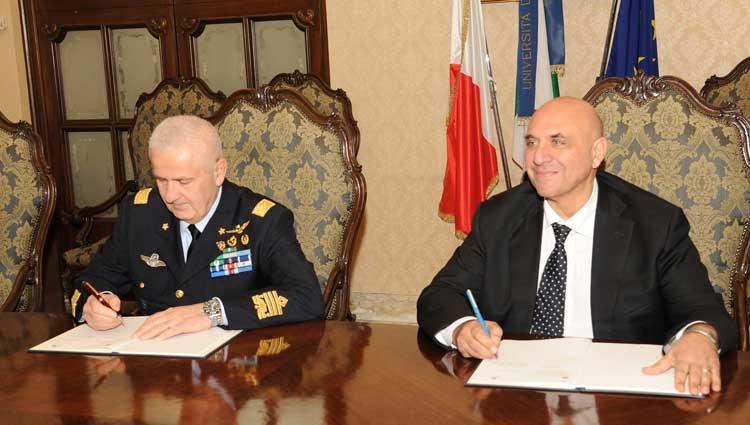 Aeronautica Militare, accordo con Università di Bari