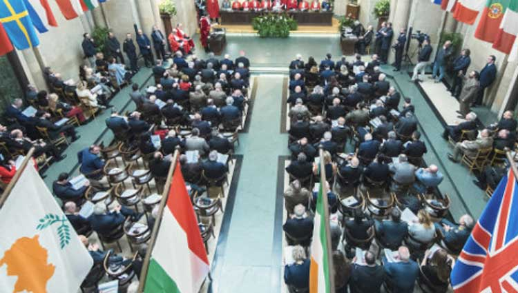 Magistratura Militare, inaugurazione anno Giudiziario