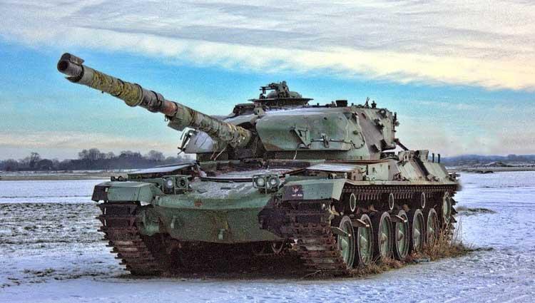 Armamento, Super cannone al plasma magnetizzato