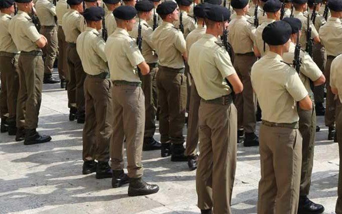 Circolare divise esercito