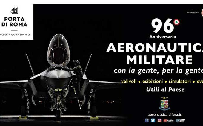 Novantaseiesimo anniversario costituzione aeronautica militare