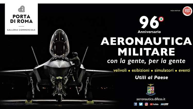 Aeronautica Militare, Novantaseiesimo Anniversario
