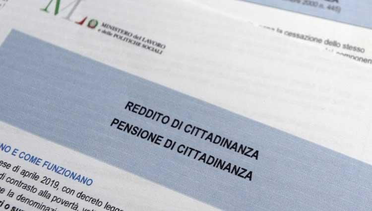 Inps, Pensione e Reddito di cittadinanza