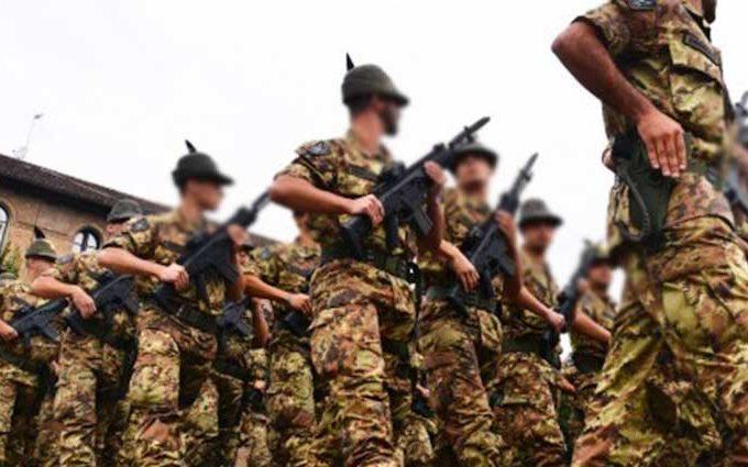 Progetto formazione Militare