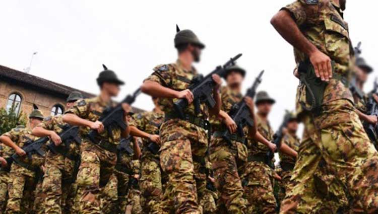 Progetto Sperimentale di formazione volontaria in ambito Militare