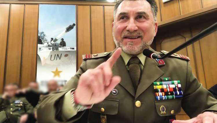 Il Luogotenente Fico Pasquale continua lo sciopero della Fame