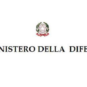 Ministero della difesa, comunicati