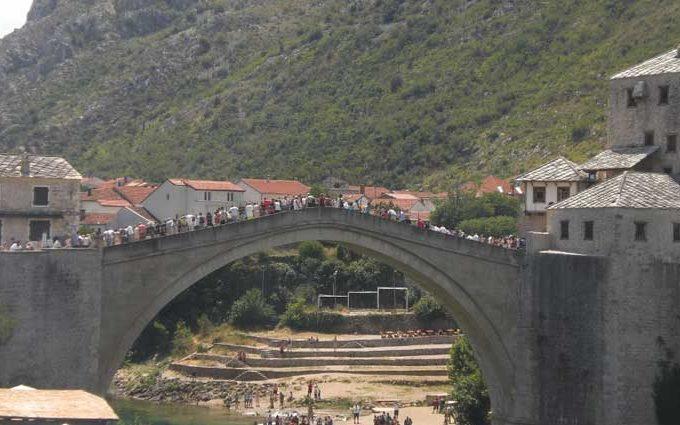 Viaggio nella Bosnia letteraria